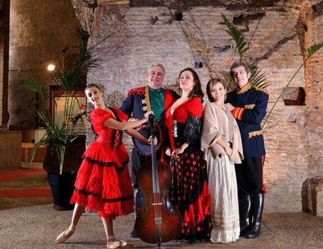 קונצרט אופרה ברומא