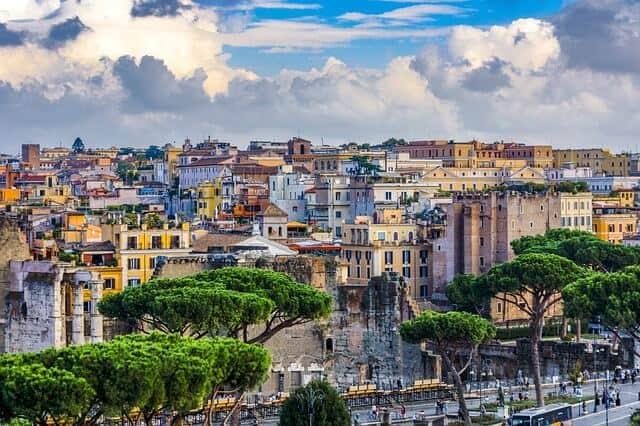 האם רומא נבנתה ביום אחד