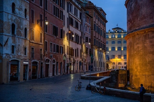 רומא לא נבנתה ביום אחד