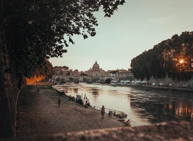 רומא - כל הדרכים מובילות אליה