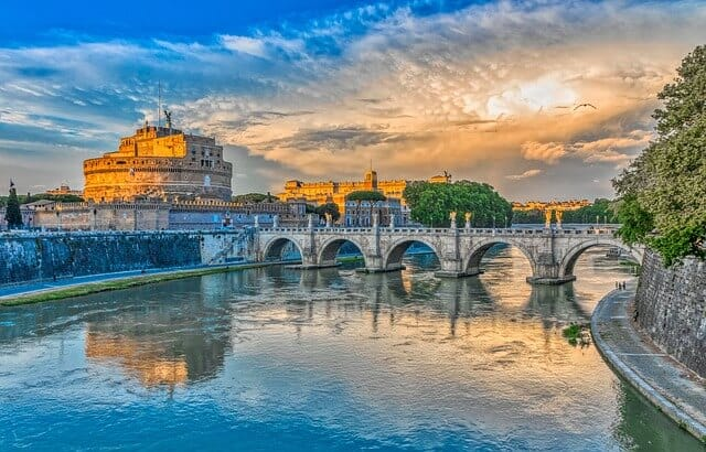 להגיע לטיול ברומא בפעם הראשונה