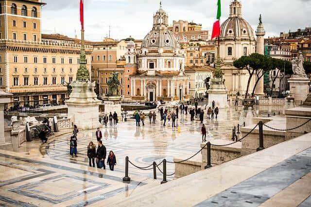 ברומא תהיה רומאי