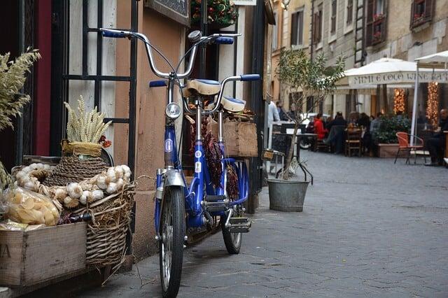מסעדות ברומא